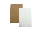 Flachbeutel aus Kraftpapier und Natronpapier
