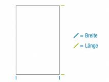 PP-Flachbeutel, hochtransparent – mit Seitennaht