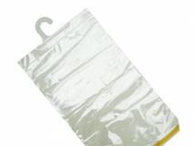 Hakenbeutel aus PP, hochtransparent