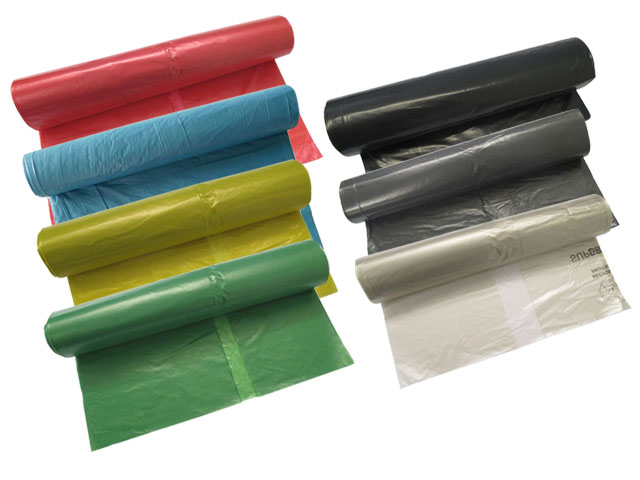 Müllsäcke - Müllbeutel aus LDPE