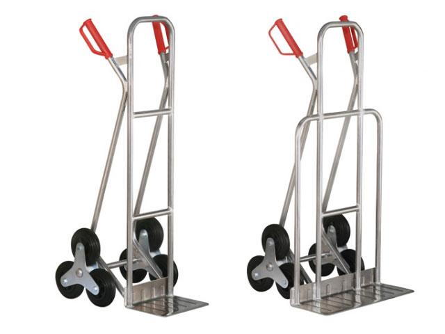 Aluminium-Treppenkarren