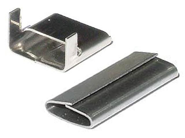 Verschlusshülsen für Stahlband
