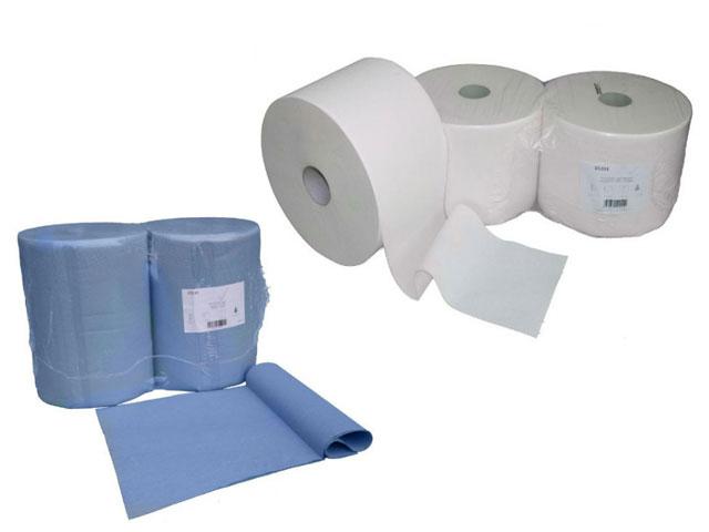 Putzpapierrollen