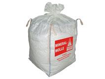 Big-Bags - Minerallwollentsorgung