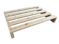 Holzeinwegpaletten 800x800 mm - IPPC behandelt