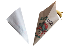 Papier-Spitztüten