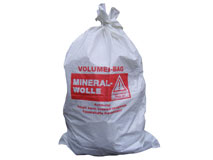 PP-Mineralwollsäcke