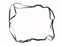 Gummischlaufenbänder (Palettenspannbänder) 2400x16x2 mm