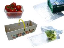 Hofladen- und Agrar-Verpackungen