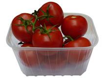 Beerenschalen und Gemüseschalen