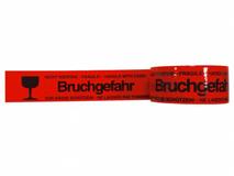 Bruchgefahr – Klebeband / Packband