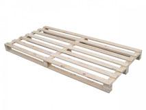 Holzeinwegpaletten 1000x2000 mm - IPPC behandelt