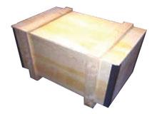 Sperrholz-Faltkisten – Modell Ringleisten