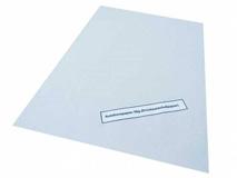 Rotationspapier, weiß