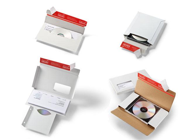 ColomPac Versandtaschen für CD-ROMs