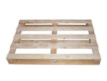 Holzeinwegpaletten 800x1550 mm - IPPC behandelt