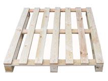 Holzeinwegpaletten 1000x1200 mm - IPPC behandelt