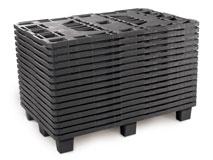 Kunststoffpaletten 800x1200 mm