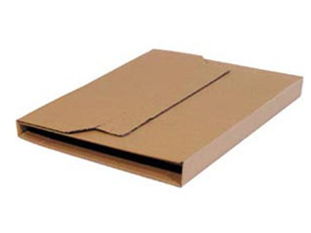 Multiwell Buchverpackungen, braun
