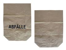 Papier-Abfallsäcke