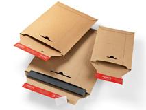 ColomPac CP 014 Versandtaschen aus Vollpappe – braun