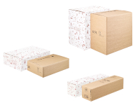 Versandkartons für Geschenkverpackungen