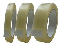PP-Klebeband, leise abrollend, 12 mm, 15 mm , 19 mm , 25 mm, 38 mm und  75 mm