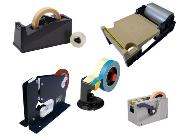 Abroller für Klebeband / Packband