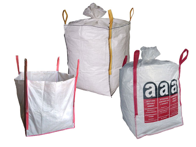 Astbests�cke - Big-Bags - Containerbags