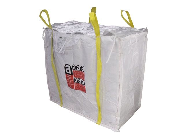 asbest platten bags wei 120x70x110 cm 1000 kg verpackungsmaterial kartons klebeband. Black Bedroom Furniture Sets. Home Design Ideas
