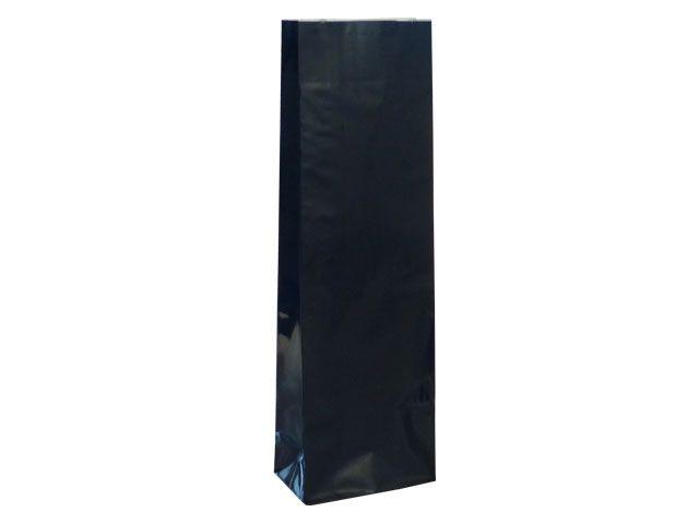 Blockbodenbeutel - blau - 80+50x252 mm - 250g