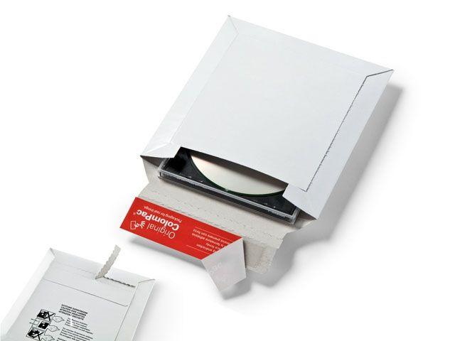 Versandtasche für CD-ROM - 160x175 mm - ColomPac CP 012.00