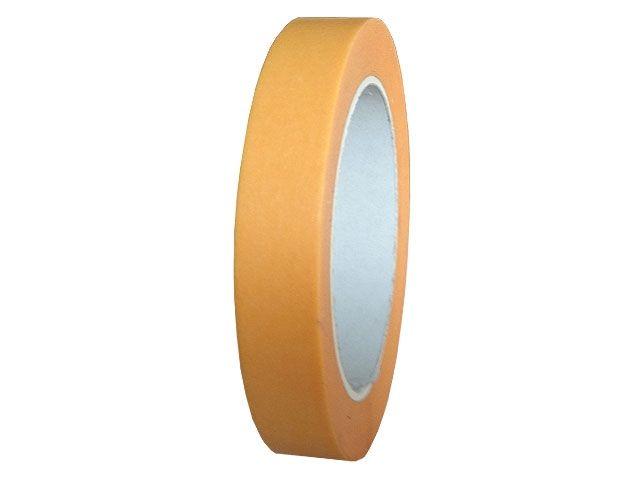 Washi Tape Goldband, orange - 50mmx50m - uv-stabil - bis 110 Grad - Maler/Lackierer