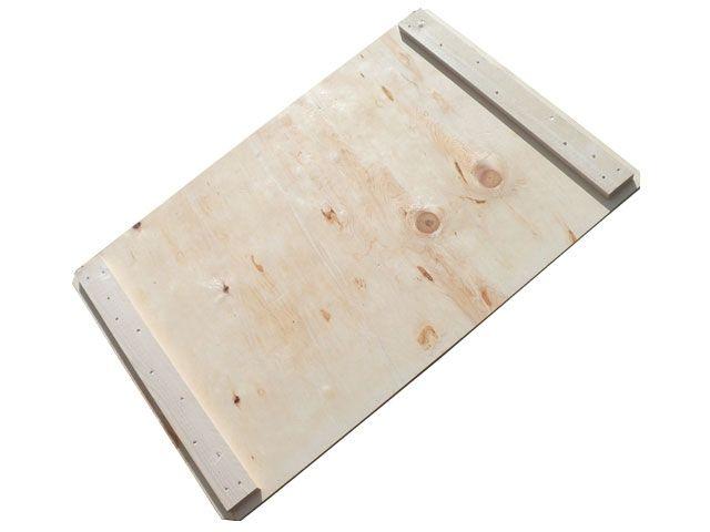 Holzaufsatzrahmendeckel 800x1200mm