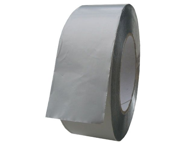 Aluklebeband 50mmx50m - silber