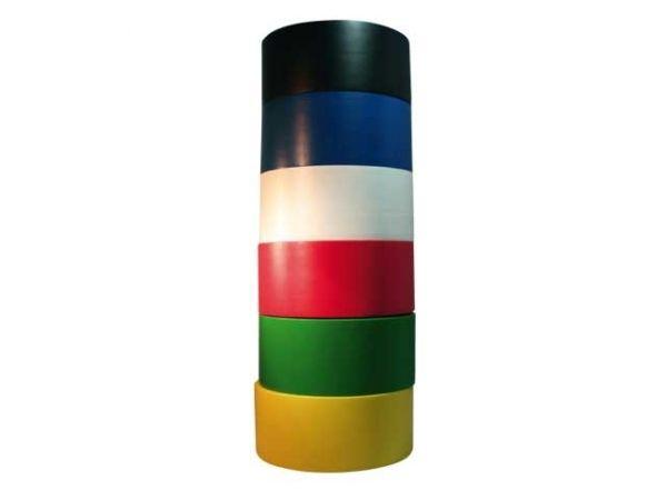 Bodenmarkierungsband - selbstklebend - rot - 50mmx33m