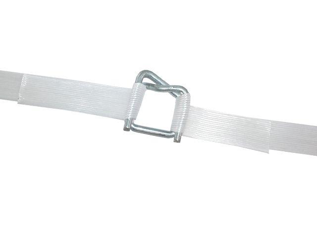 Drahtklemmen für 19 mm - Polyester Kraftband - Verpackungsmaterial ...