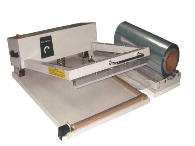 Folienabroller für Schlauch- und Halbschlauchfolien - max. 600 mm Folienbreite