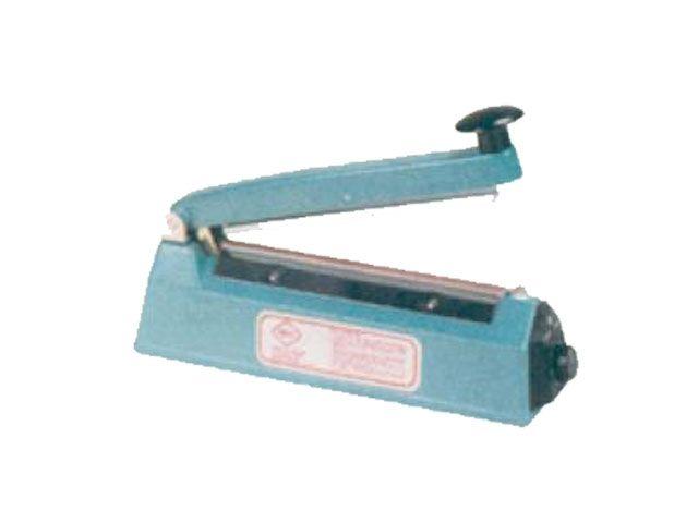 Balkenschweißgerät / Folienschweißgerät - 200 mm Schweißbreite - mit Schneidemesser - 5 mm Schweißnaht
