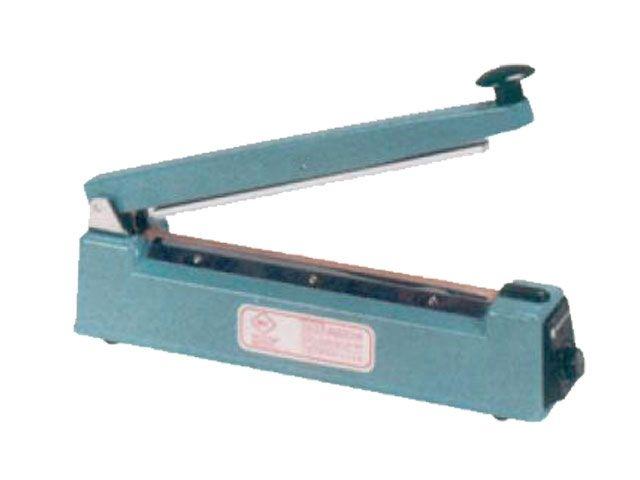 Balkenschweißgerät / Folienschweißgerät - 400 mm Schweißbreite - mit Schneidemesser - 5 mm Schweißnaht