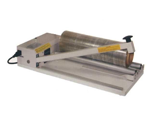 Balkenschweißgerät / Folienschweißgerät - 800 mm Schweißbreite - mit integrierter Abrolleinheit