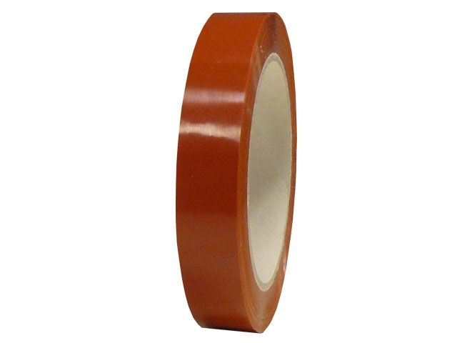 PP-Strappingtape 165 (Strappingband), orange - 19mmx66m