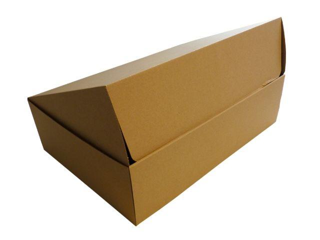Versandboxen, braun 330x110x100 mm aus 1-welliger Wellpappe