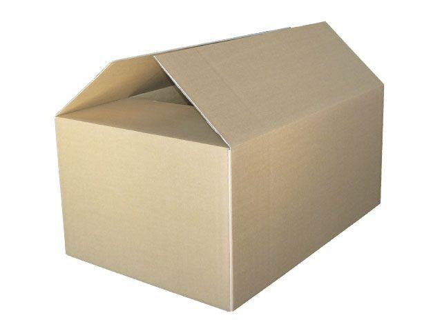 Paletten Container Aus Wellpappe Braun 1180x780x500 Mm 2 Wellig