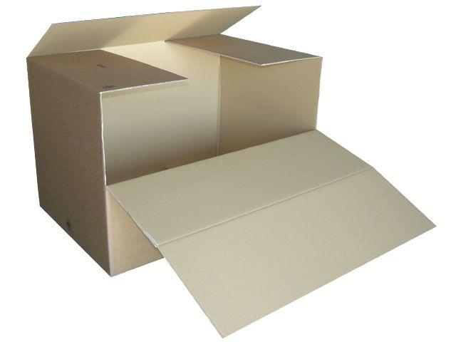 paletten container aus wellpappe braun 1180x780x765 mm 2 wellig kleinmengen. Black Bedroom Furniture Sets. Home Design Ideas