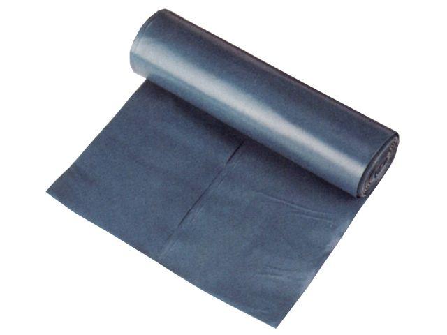 Müllsäcke - Müllbeutel aus LDPE, blau - 160 L - 600+300x1100 mm, Typ 60 Extra - Funny AG-276