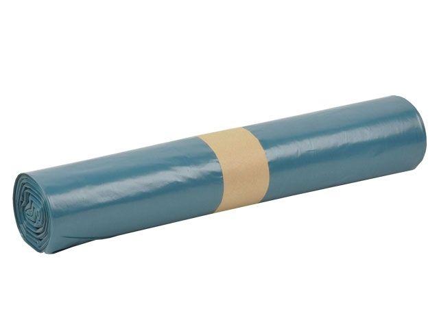 Müllsäcke - Müllbeutel aus LDPE, blau - 140 L - 800x1000 mm, Typ 60 Extra - Funny AG-874