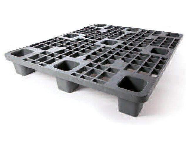 Kunststoffpaletten - 1000x1200x150 mm - bis 2500 Kg belastbar