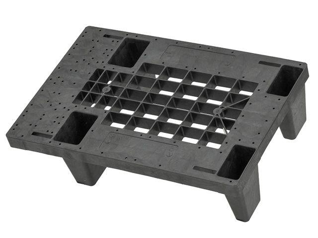 Kunststoffpaletten (Displaypaletten) - 400x600x155 mm - bis 500 Kg belastbar