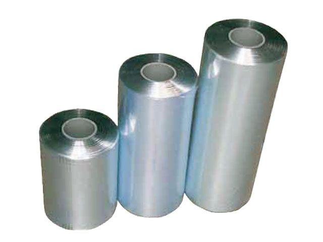 Feinschrumpffolie aus Polyolefin (Halbschlauch) - 355/355mmx1333 m TYP30 (Stärke: 15 µ)